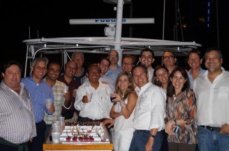 Disfrute de una placentera cena y navegación por los canales de Fort Lauderdale